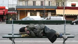 hjemløs